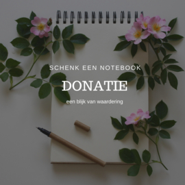 Schenk een notebook | donatie