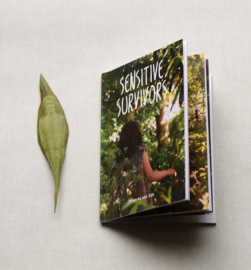 Dicht- en verhaalbundel Sensitive Survivors