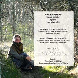 29-10-2019 Miranda vertelt verhalen  in Tilburg