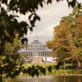2-9-2019  Botanische tuin Kopenhagen