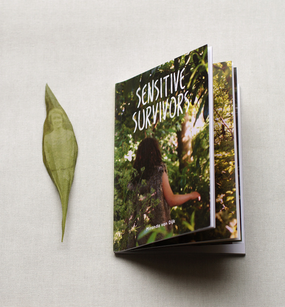 Poetry and storybook Sensitive Survivors