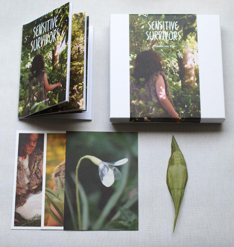 Special edition: dicht- en verhaalbundel Sensitive Survivors