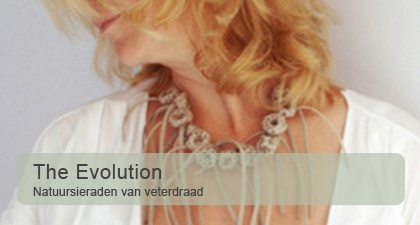 Sieradencollectie The Evolution van Puur Anders