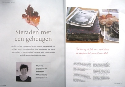 Puur Anders in Seasons september 2013