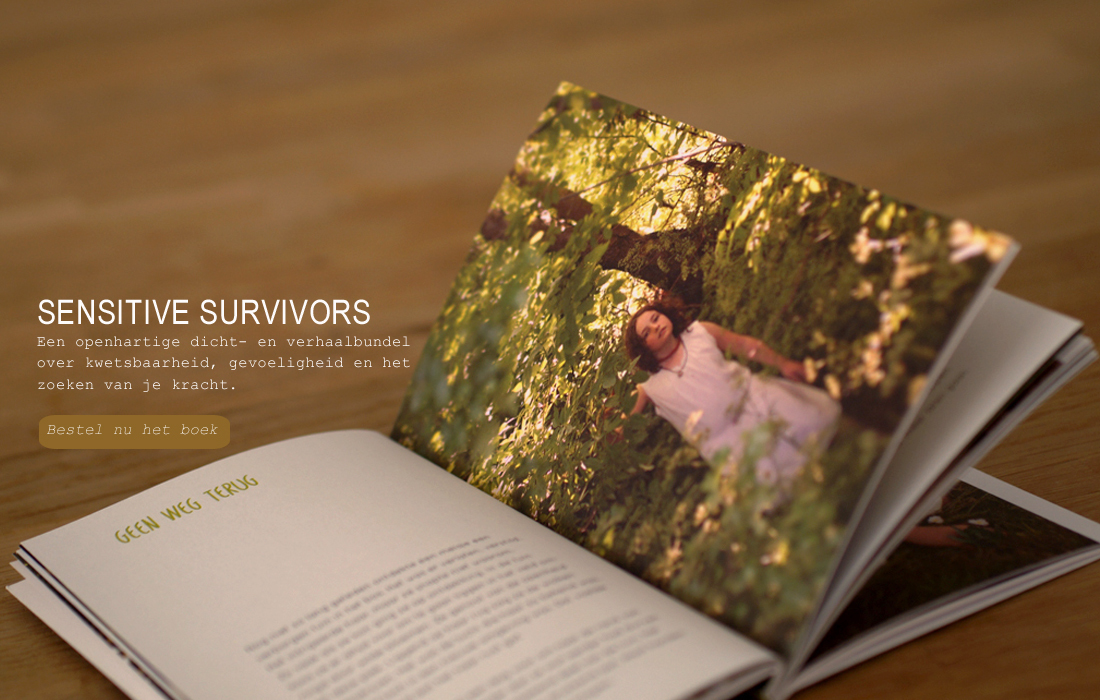 Sensitive Survivors shop