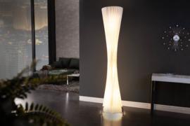 Moderne design vloerlamp PARIS XXL 180cm witte vloerlamp