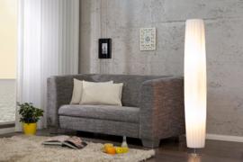 Moderne design vloerlamp MARILYN 120cm witte vloerlamp