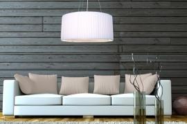 Hanglamp Model: SOBRIETA - Wit - 65cm