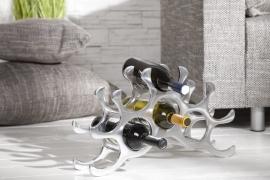 Wijnrek: Model Alu 10 - 8525