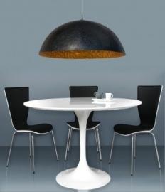 Hanglamp Model: GLOW - zwart - 50cm