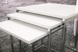 Bijzettafel model : Fusion - 3  Set
