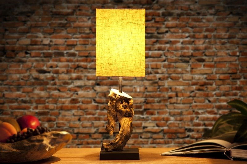 Tafellamp Model: Hypnotic beige - 19478