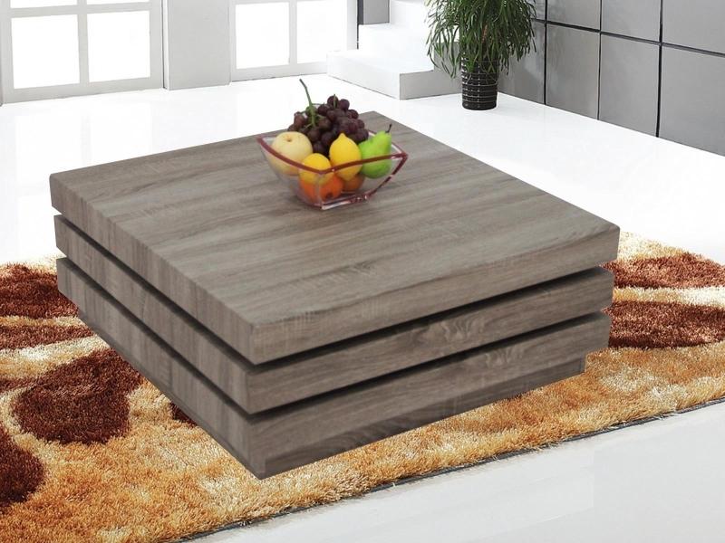 Salontafel Model : Movie - donker sonoma