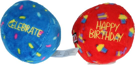 Happy Birthdag ballen