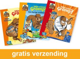 Groep 6 leespakket Mijn vriend Grompf | AVI E5 - M6 - E6
