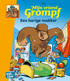 Mijn vriend Grompf - Een harige makker | groep 6 - deel 2