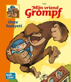 Mijn vriend Grompf - Onze huisyeti | groep 6 - deel 1