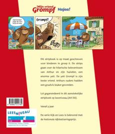 Groep 6 Leespakket Mijn vriend Grompf (4e leerjaar) | AVI E5 - M6 - E6