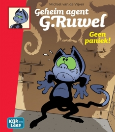 Geheim agent G. Ruwel - Geen paniek! | groep 5 - deel 2