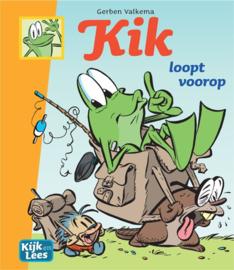Groep 3 leespakket Kik | AVI Start - M3 - E3 (kern 1-12)