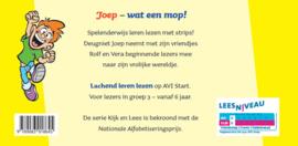 Joep - wat een mop! (AVI Start, Kern 1-6)