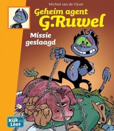 Geheim agent G. Ruwel - Missie geslaagd | groep 5 - deel 3