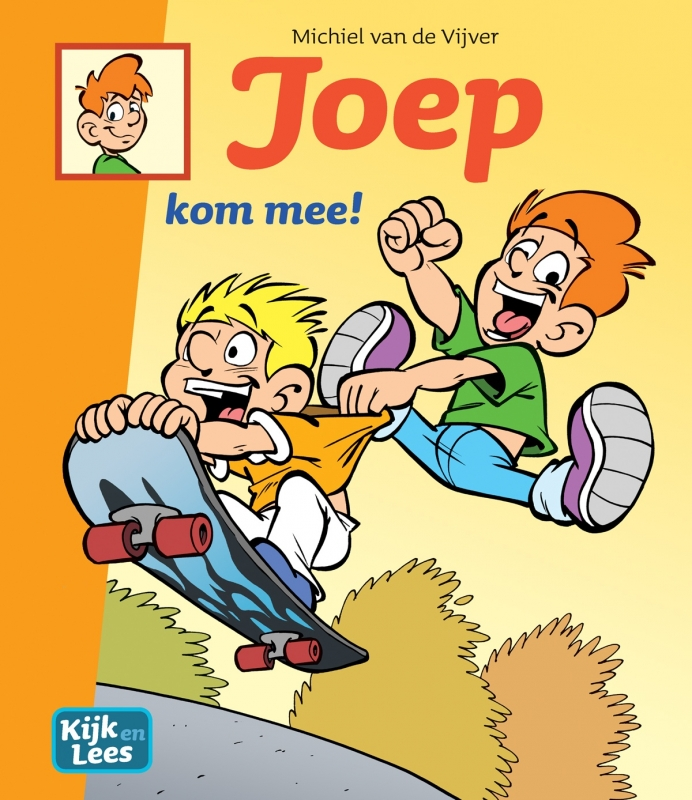 Joep - kom mee! (AVI Start, Kern 1-5)