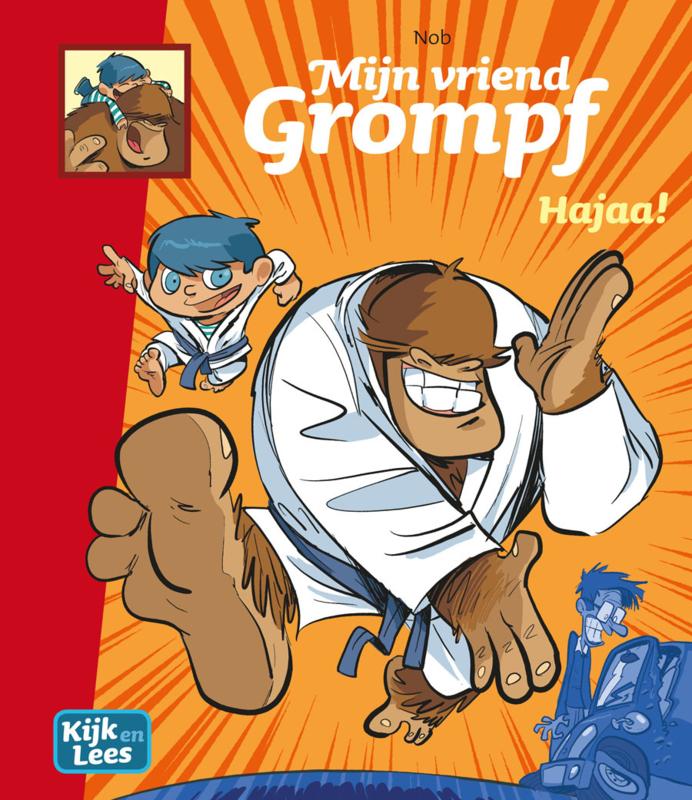 Mijn vriend Grompf - Hajaa! | groep 6 - deel 3