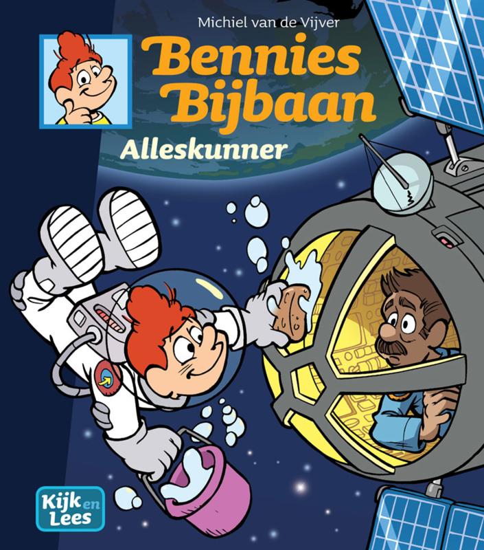 Bennies Bijbaan - Alleskunner   groep 7 - deel 3