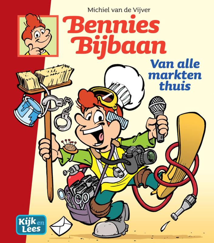 Bennies Bijbaan - Van alle markten thuis | groep 7 - deel 1