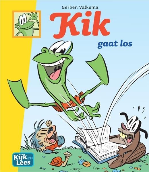 Kik - gaat los | groep 3 - deel 1