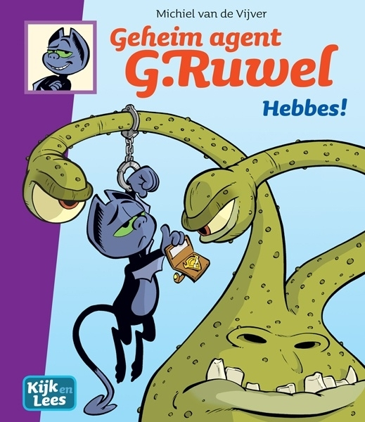 Geheim agent G. Ruwel - Hebbes! (AVI E4)
