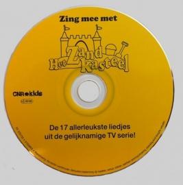 CD Zing mee met Het Zandkasteel