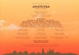 Programmaboek Anatevka