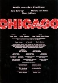 Programmaboek Chicago De Musical