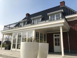 Balkonhekwerk Mekkersteeg Horssen