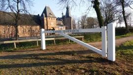 Slagboom Kasteel Doorwerth