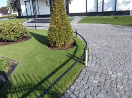 Plantsoenhekwerk tuin Beuningen