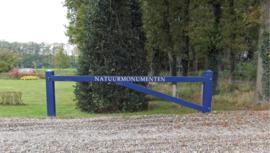 Slagboom Natuurmonumenten