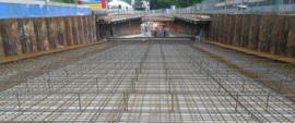 Laswerk tunnel Hilversum