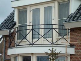 Balkonhekwerk Kraaijenpoel Horssen