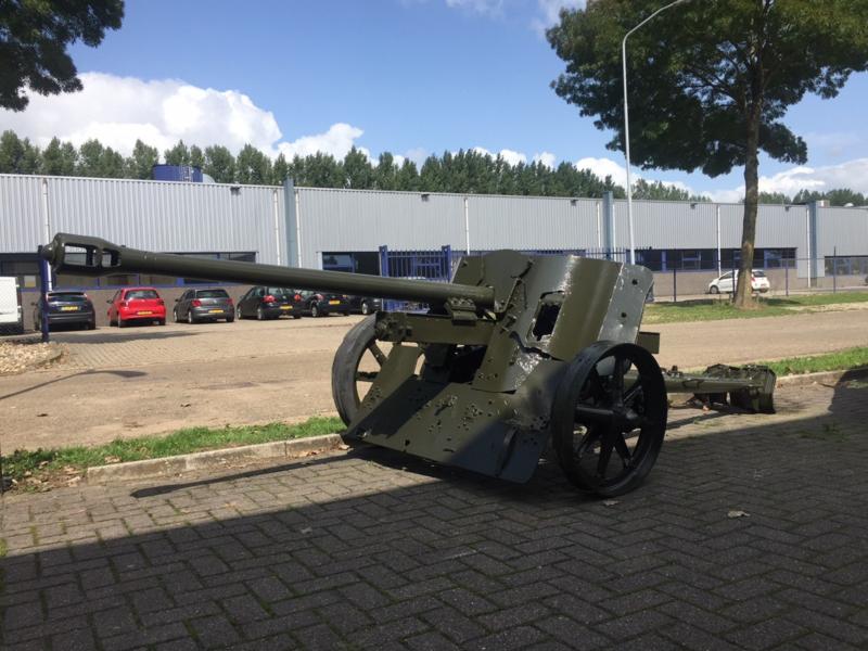 Duitse PAK-38 kanon