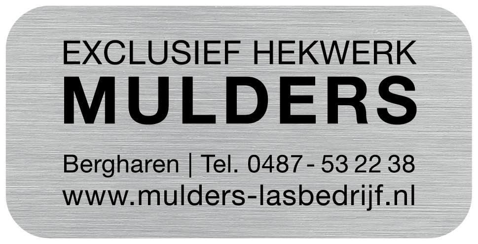 Mulders Exclusief Hekwerk