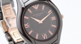 Armani Ceramica horloge. AR1445
