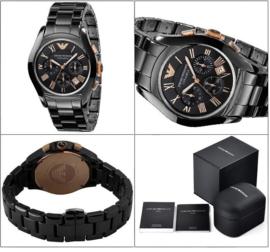 Armani heren horloge. AR1411