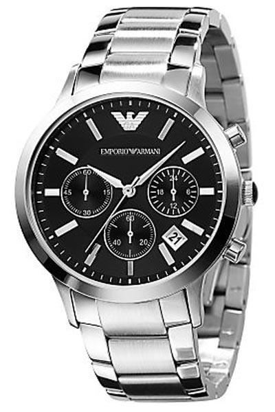 Armani heren horloge. AR2434