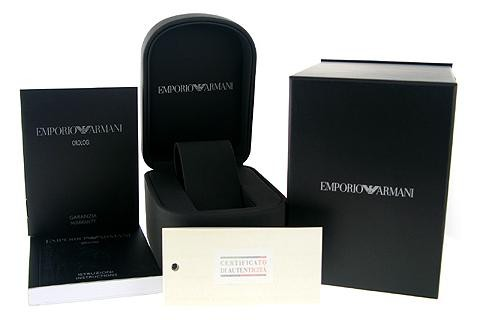 Armani ar0671 horloge box