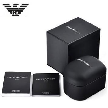 armani horlogebox ar9100
