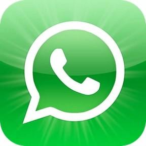 horloge whatsapp
