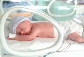 (VOL) 16 september 2019 (Heerenveen):  Couveuse nazorg; Pre-dysmature pasgeborene